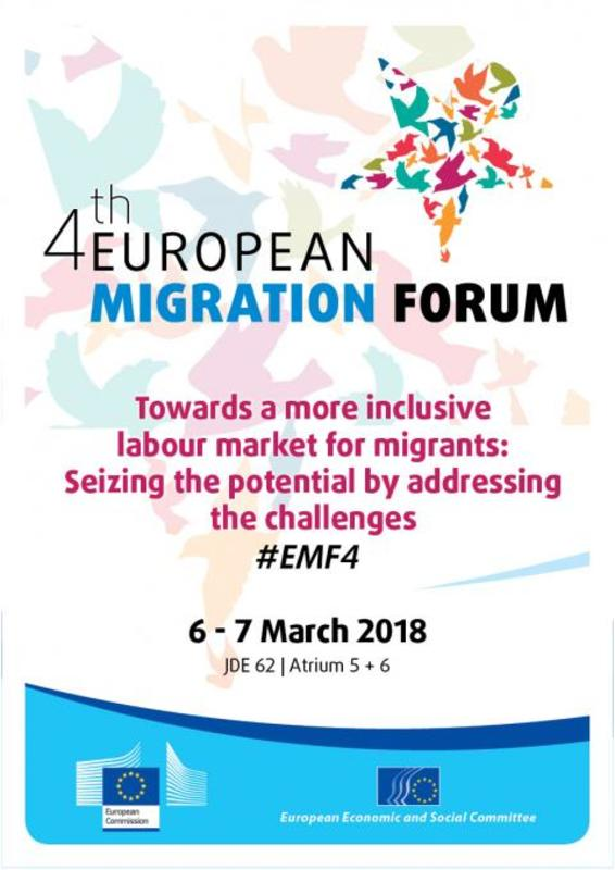 2018 03 06 07 4th european migration forum