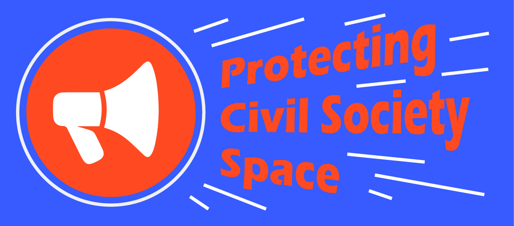 Protecting civil society space