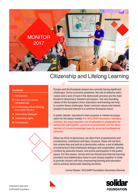 Citizenship and lifelong learning monitor 2017