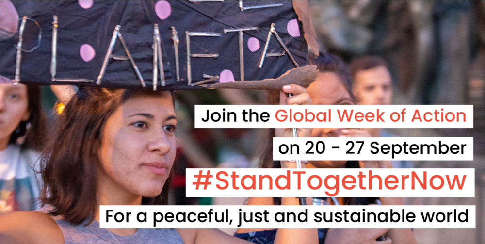 Global week of action4sdgs
