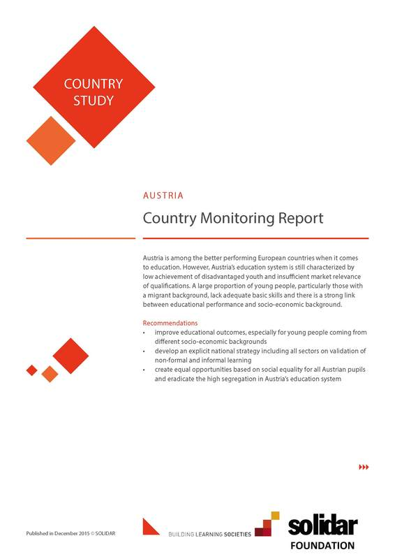 2015 building learning societies country reports austria cover