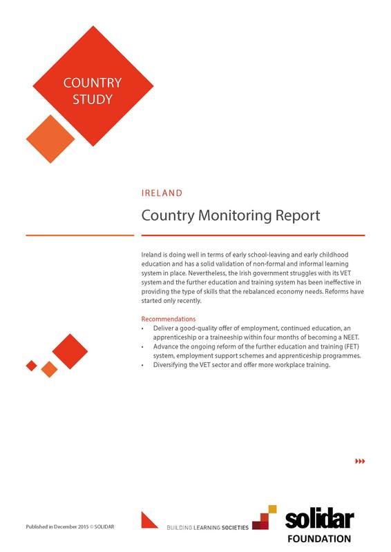 2015 building learning societies country reports ireland cover