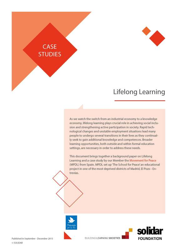 2015 building learning societies case studies lifelong learning cover