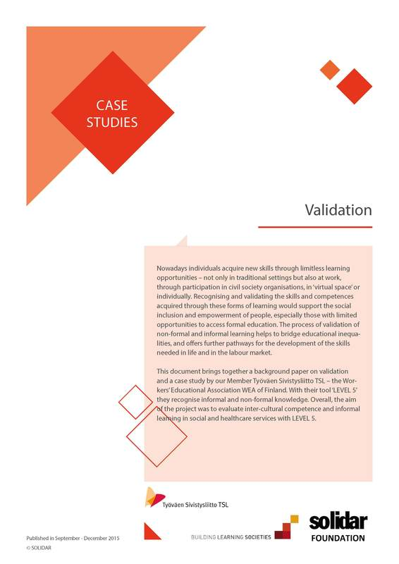 2015 building learning societies case studies validation cover
