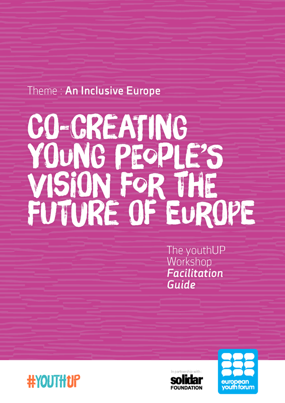Youthup inclusive europe workshop cover